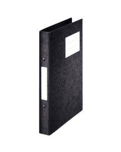 Ringpärm A4 23mm papp svart