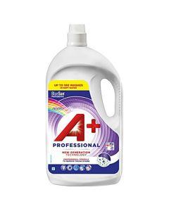 Tvättmedel A+ Prof Flyt. kulörtvätt 5 liter