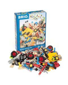 Byggsats Aktivitet BRIO 211 delar
