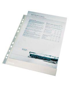 Plastficka ESSELTE A4 klar 0,11mm 100/FP