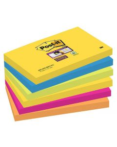 POST-IT SuperSticky Rio 76x127mm 6/FP