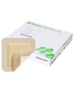 Mepilex Border Lite 7,5x7,5cm 5/FP
