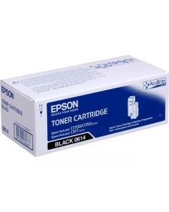 Toner EPSON C13S050614 svart