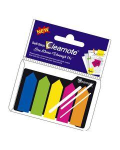 Notes Stick'n Notes indexpilar 5 färg