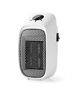 Värme-plugin NEDIS 400W Vit