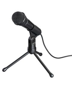 Mikrofon HAMA Allround 3.5mm Svart