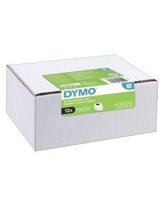 Etikett DYMO Universal 89x28mm 12rl/FP