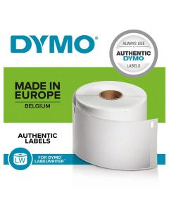Etikett DYMO Universal 57x32 mm 6rl/FP