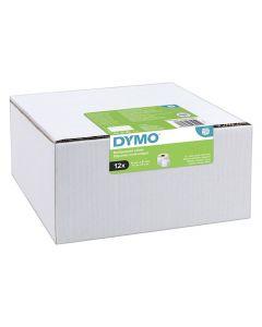 Etikett DYMO Universal 57x32 mm 12rl/FP