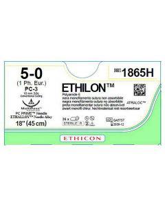 Sutur ETHILON 5-0 PC-3 45cm 36/FP