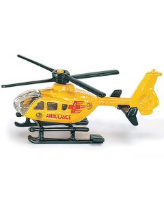 Ambulanshelikopter SIKU 8 cm