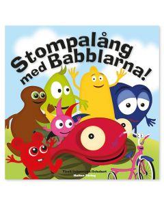 Babblarna - Stompalong med Babblarna - Bok