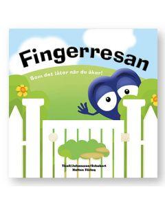 Babblarna Fingerresan - Bok inbunden