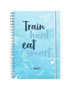 Fitness and Food Planner - 1229