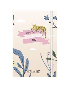 Life Planner tukan A6 - 1276
