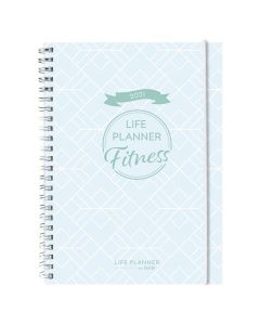Life Planner Fitness diary - 1283