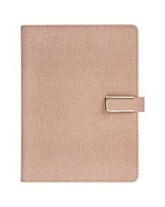 Stor Veckokalender konstläd rosa - 5708