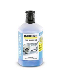 Tvättmedel KÄRCHER Bil 3 i 1 - 1 liter