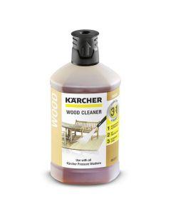 Tvättmedel KÄRCHER Wood Cleaner 1 liter