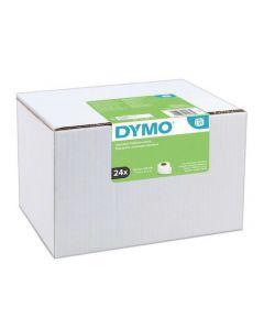 Etikett DYMO Uni. 89x28mm 24rl/FP