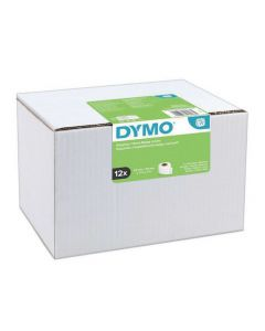 Etikett DYMO Uni. 101x54mm 12rl/FP