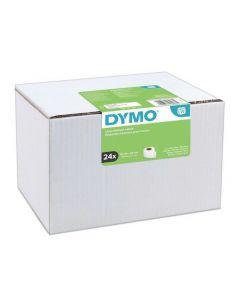 Etikett DYMO Uni. 89x36mm 24rl/FP