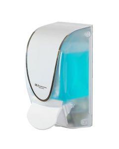 Dispenser QUICK-VIEW Transp 1l Vit
