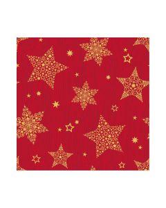 Servett Christmas Shine 33x33cm 100/FP