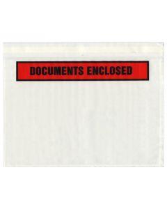 Dokumentkuvert C5 229x162mm tryck 250/FP