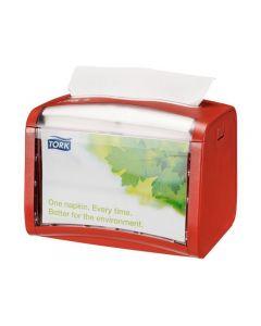 Dispenser TORK N4 XPRESSNAP S röd