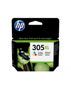 Bläckpatron HP 305XL Färg