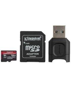 Minneskort KINGSTON 64GB microSDXC MLPM