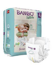 Blöja BAMBO Nature S4 7-14kg 24/FP