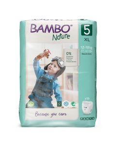 Blöja BAMBO Nature Pant S5 12-18kg 19/FP