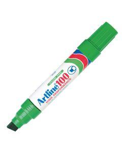 Märkpenna ARTLINE 100 grön