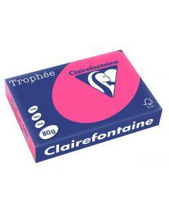 Kop.ppr TROPHEÉ A4 80g Neon Pink 500/FP