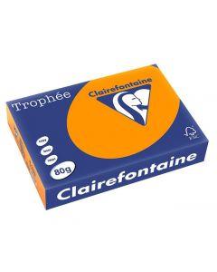 Kop.ppr TROPHEÉ A4 80g Orange 500/FP