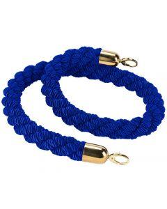 Avspärrningsrep SECURIT blå/guld