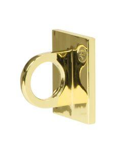 Fäste för väggmontering SECURIT guld