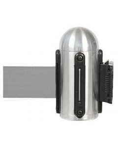 Väggfäste för bandkassett Securit grå