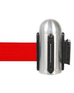 Väggfäste för bandkassett Securit röd