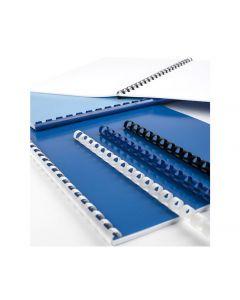 Plastspiral STAPLES 6mm svart 100/FP