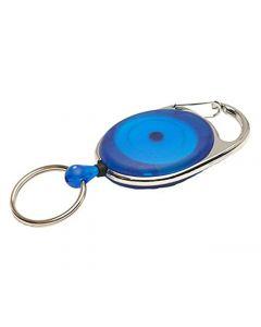Jojo CARDKEEP med nyckelring blå