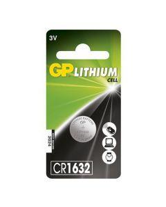 Batteri GP Lithium CR1632