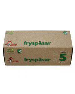 Fryspåse PINGVIN ECO 5l 22my 30/FP
