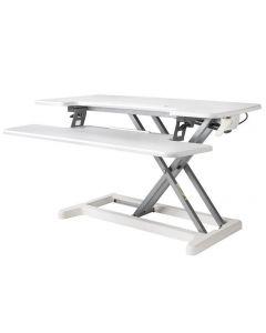 Laptopstativ Sit-Stand Desk Riser 2 V