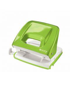 Hålslag Leitz 5151 4h/20 ark WOW grön