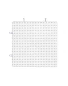 Pärlplatta Mini byggbar 7x7cm 5/fp