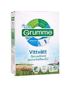 Tvättmedel GRUMME Vittvätt 1120g
