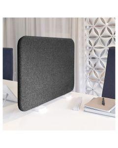 Bordsdisplay m.ben 60x45 Dox 50-svart